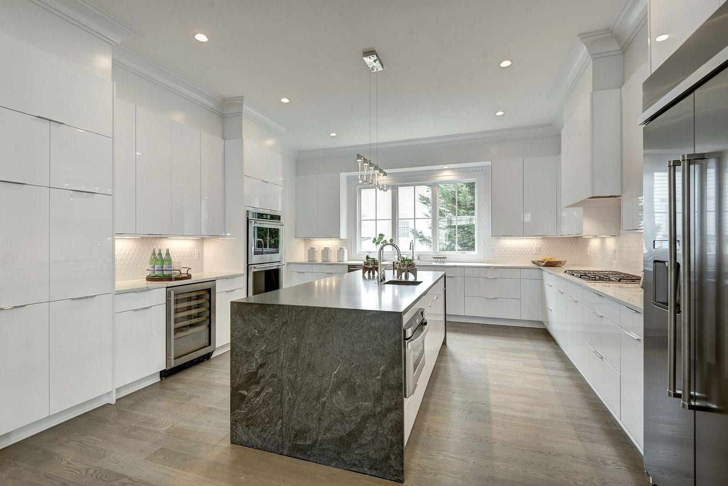 Cedar Avenue - McLean, Virginia Custom Home Builder